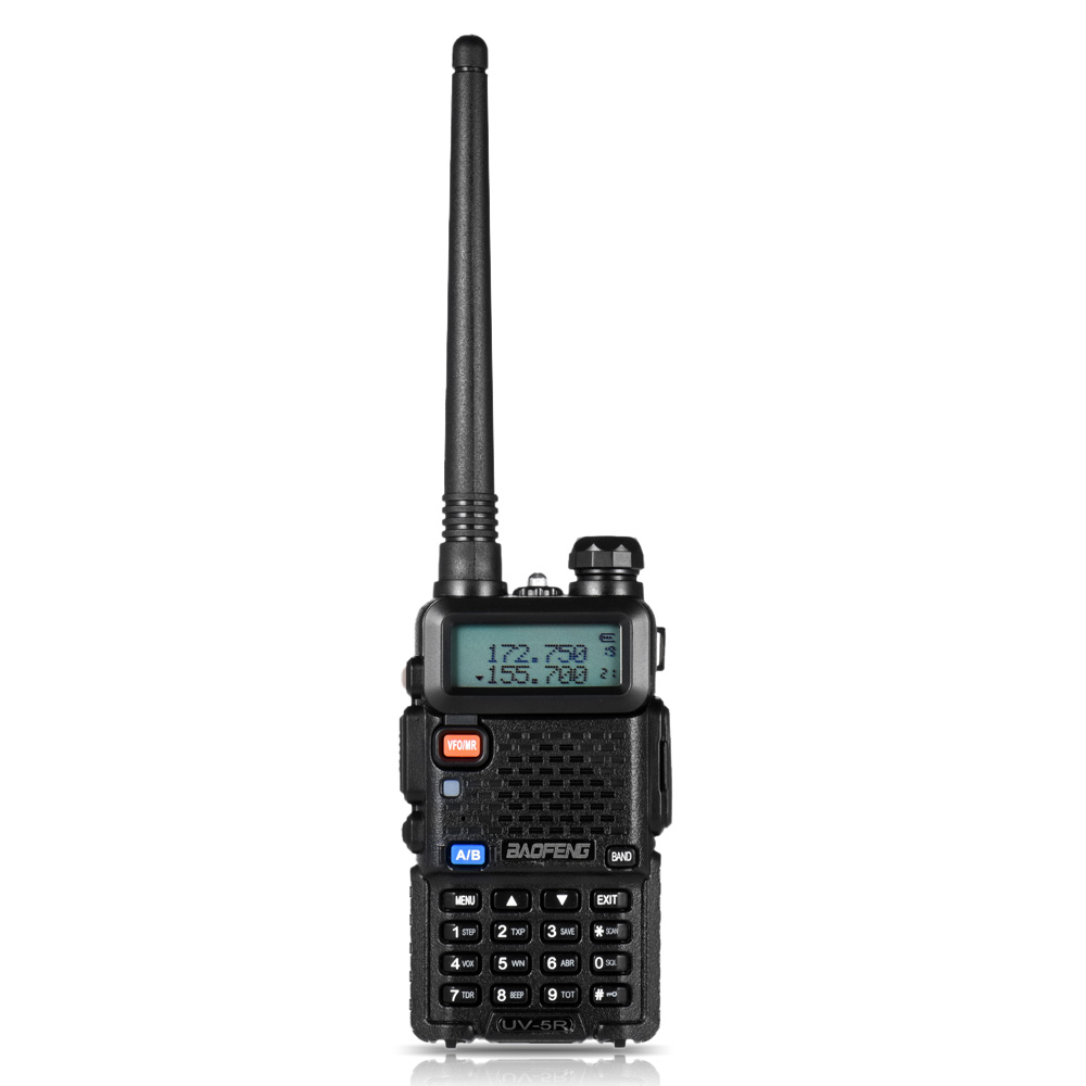 Рация FM (УКВ) диапазона Baofeng UV-5R