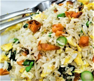 Makanan Melayu Pekanbaru Riau Nasi Goreng Kampung Bilis