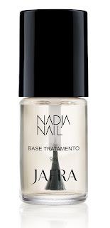 Base Tratamento de unhas Jafra Nadja Nail – 9 ml