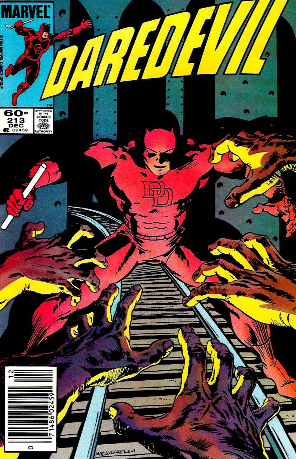 Daredevil (1964) 213 Page 0