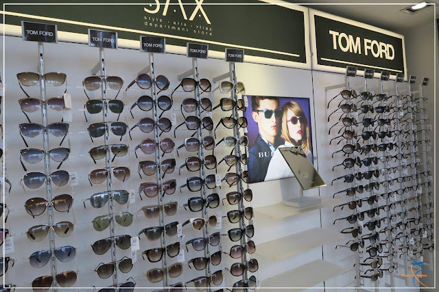 Na SAX, o maior showroom de óculos da América Latina!