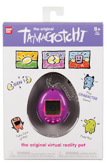 Bandai America Original Tamagotchi Returns this Fall