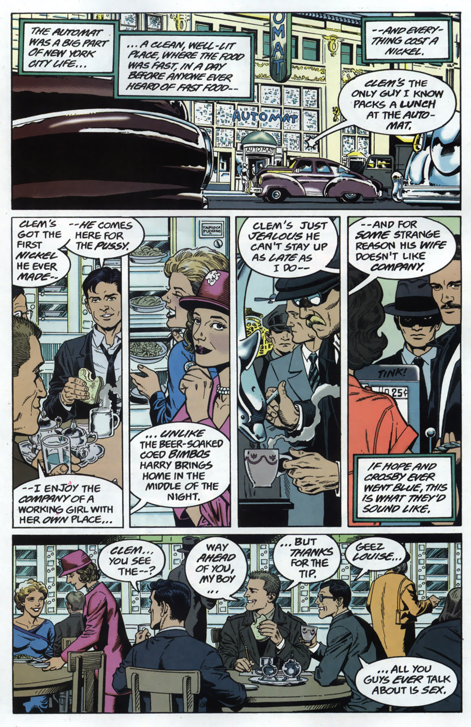Read online American Century comic -  Issue #26 - 12