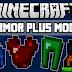 ArmorPlus Mod para Minecraft 1.11