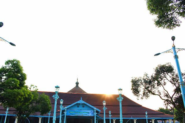masjid agung kota solo