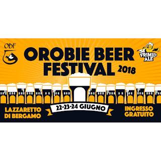 Orobie Beer Festival 22-23-24 giugno Bergamo