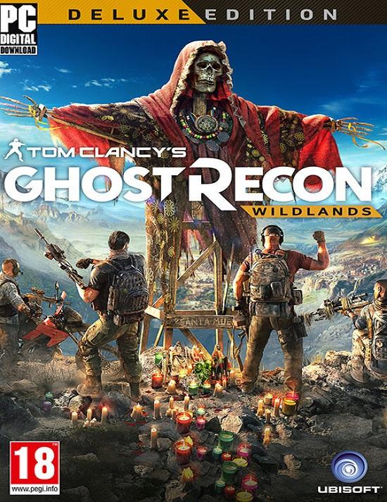 Tom Clancy's Ghost Recon Wildlands {Deluxe Edition} ^*CPY +