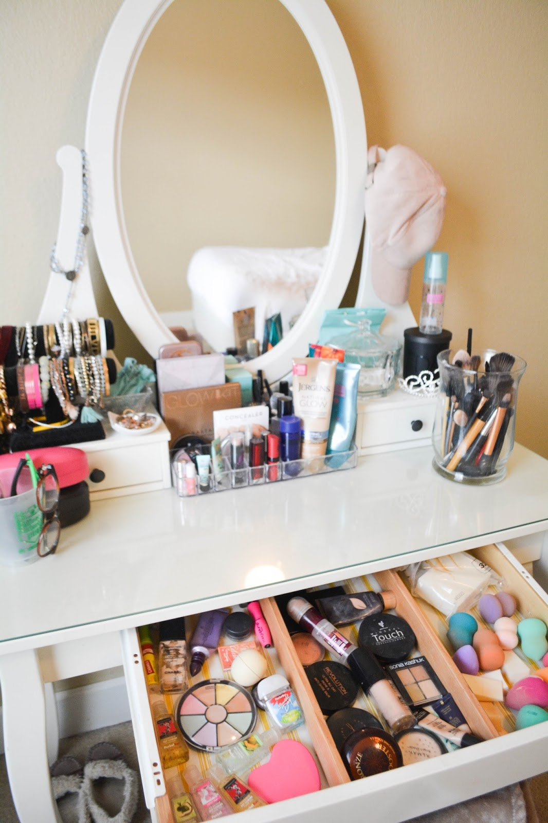 Inside My Vanity