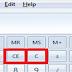 وێنە: جیاوازی نێوان دوگمەی (C) و (CE) لە حاسیبەدا چیە؟
