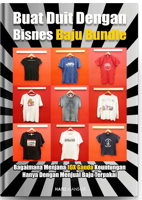 Bagaimana Mahu Memulakan Perniagaan Baju Bundle Secara Online?