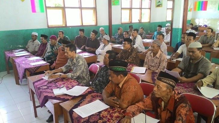 Runcingkan Pengkaderan Ranting, MPK PCM Watulimo Selenggarakan Baitul Arqam