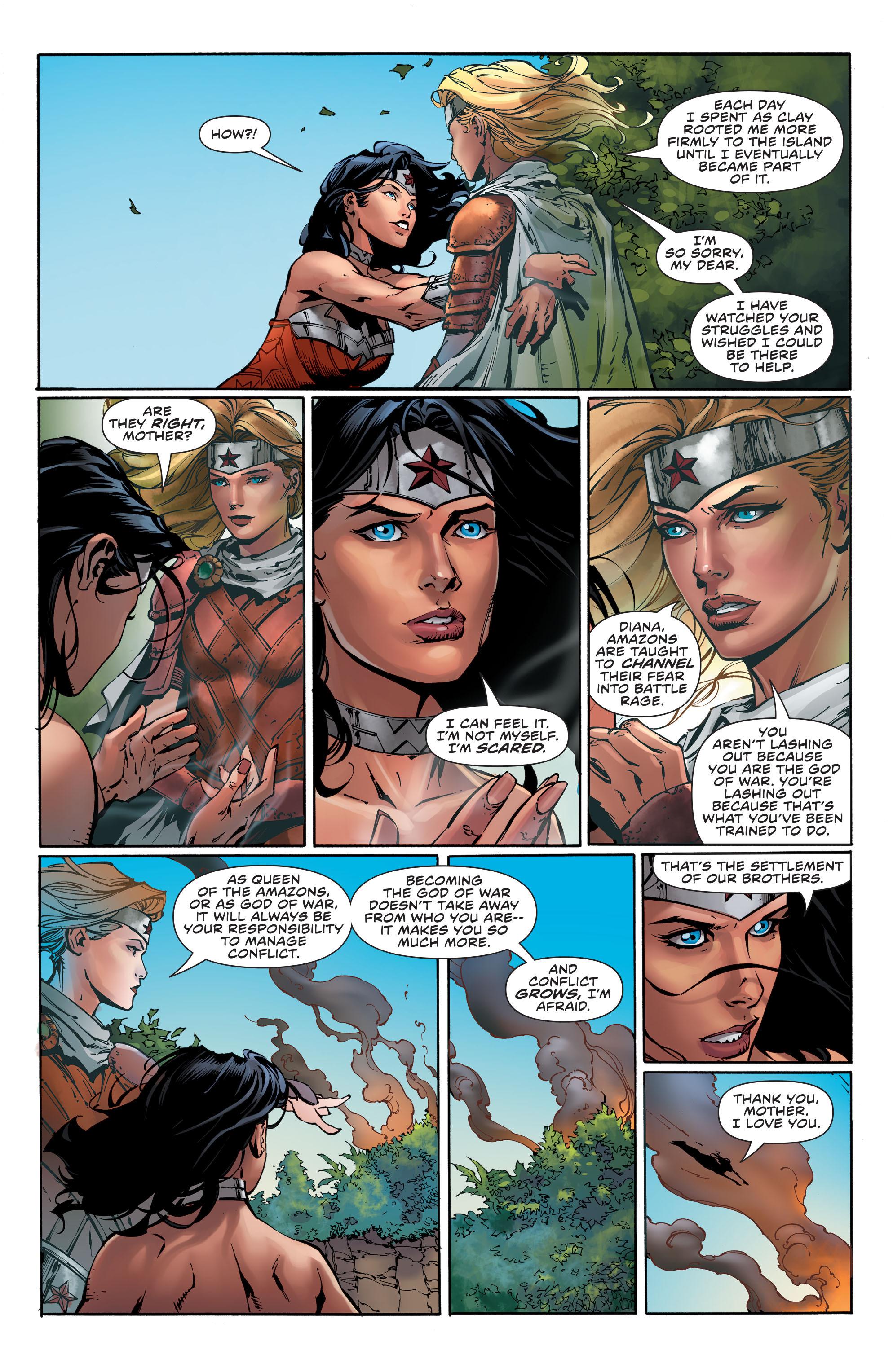 Read online Wonder Woman (2011) comic -  Issue #39 - 15