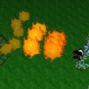 naruto castle defense 6.0 Madara Great Fire Annihilation