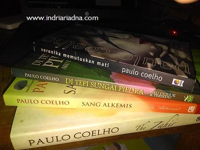 buku-buku karya paulo coelho