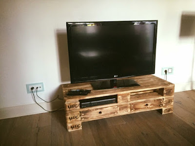 diy tallet table and tv stand