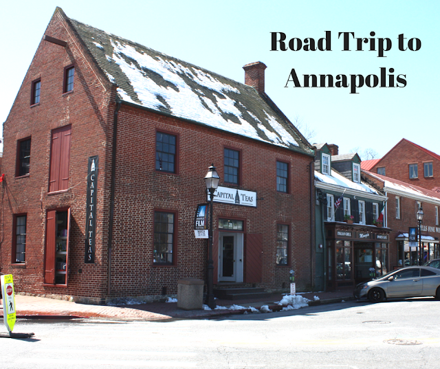 Road Trip from Chicago to Annapolis