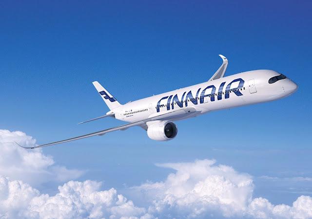 Finnair A350-900 XWB Livery