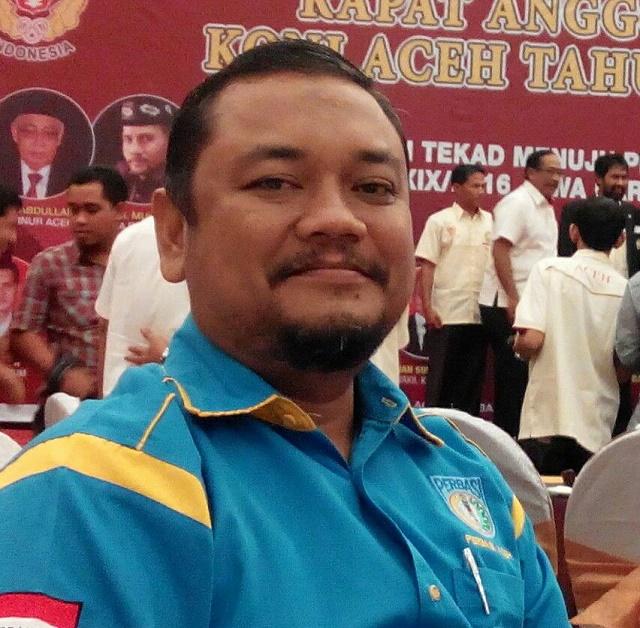 Khairul Amal: Basket Aceh Optimis Dapat Emas Pada PON 2016