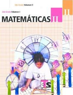 Matemáticas II Libro para el Alumno Segundo grado Telesecundaria Ciclo Escolar 2015-2016