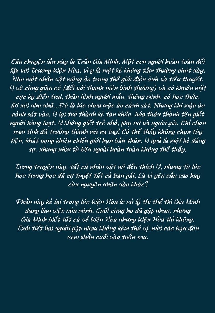Dã Lang Và Marry chap 2 - Trang 34