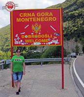 Pequeña incursión en Montenegro