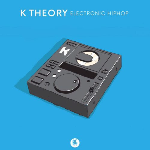 K Theory - Electronic Hiphop - EP Cover