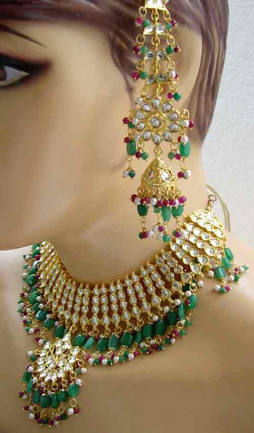 Latest Pakistani Indians  Arabic mehndi design jewelry