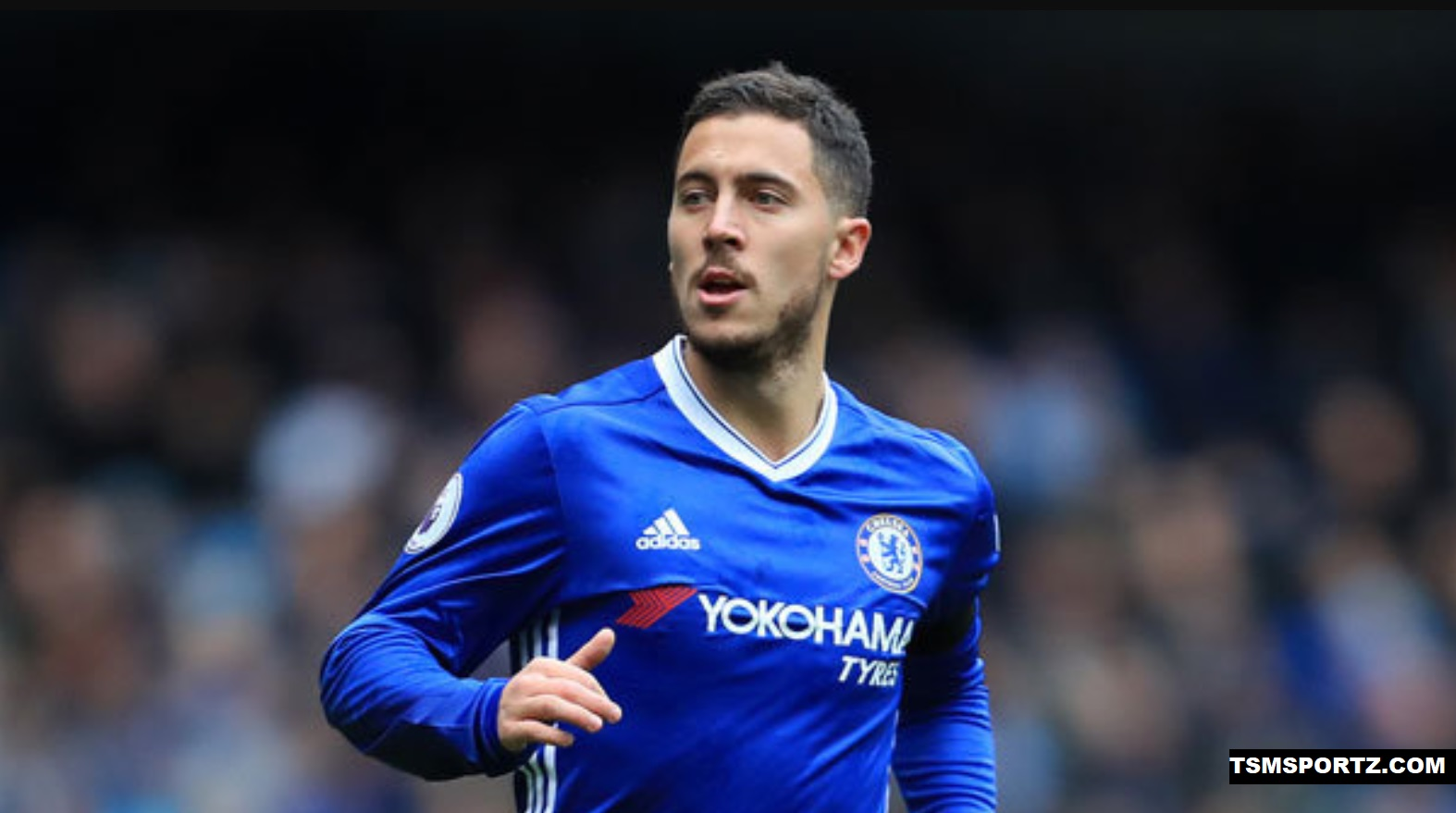How much rich is Eden Hazard 2017