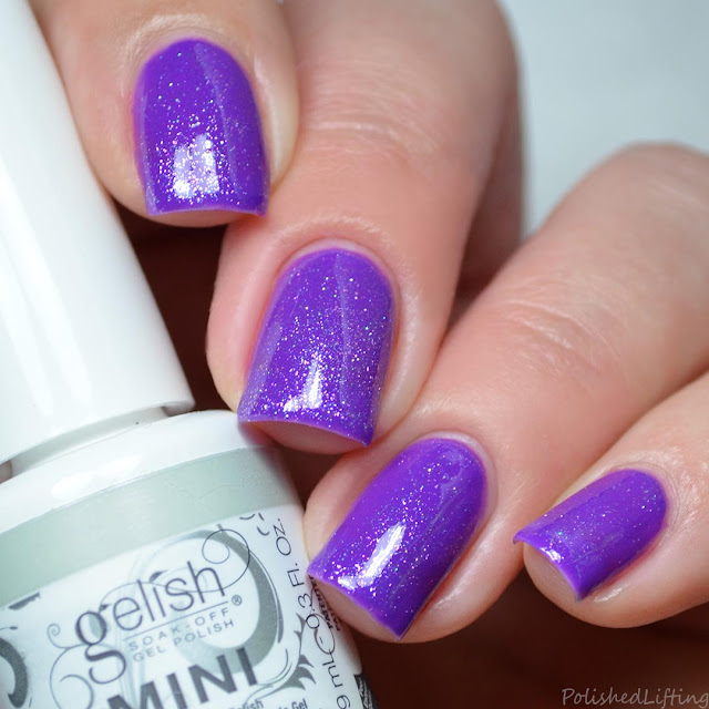 shimmer gel top coat