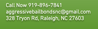 Aggressive Bail Bonds Most Trusted Bail Bondsman Raleigh NC