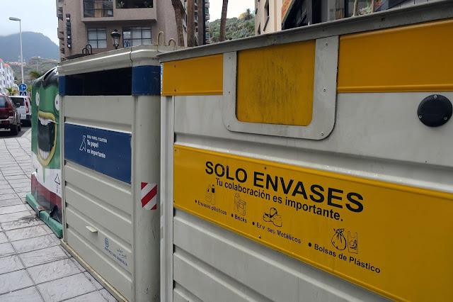 El Consorcio llama a no bajar la guardia en la separación de residuos en La Palma