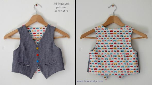 art museum pattern by oliver+s lavieendiy