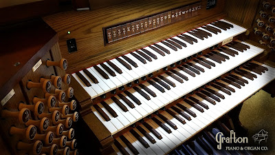 New Allen Organ for Mother of Divine Providence