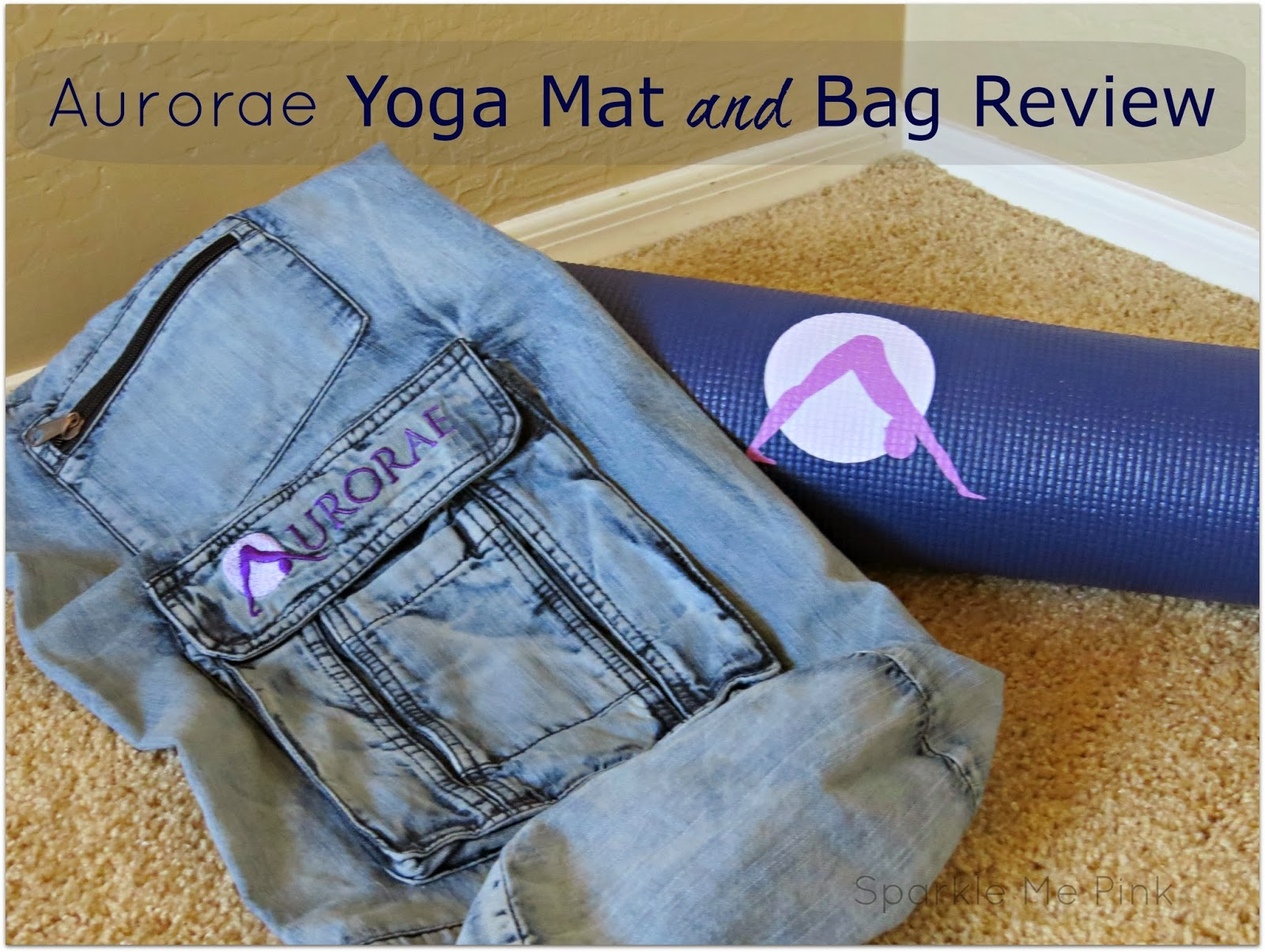 576c9849b4 Aurorae Yoga Mat and Bag REVIEW. Did you know that according to Statistic  Brain as of July this year about 15 million Americans practice yoga  ! Who  knew