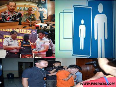 Setelah AR, Polisi Tangkap Germo U yang Juga Jajakan Anak untuk Kelompok Gay