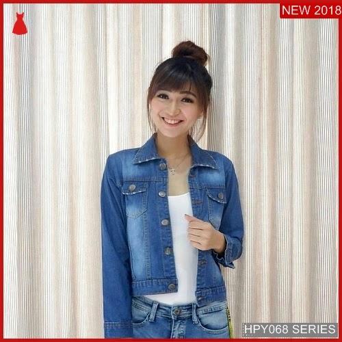 HPY068J170 Jaket Jeans Anak Nayla Murah BMGShop