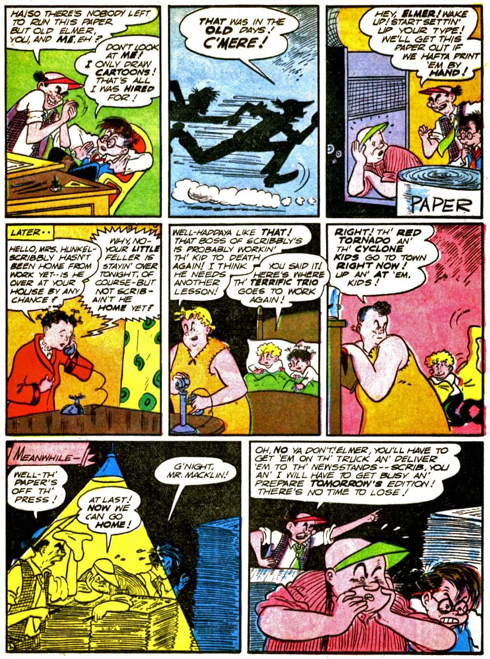 Read online All-American Comics (1939) comic -  Issue #52 - 36