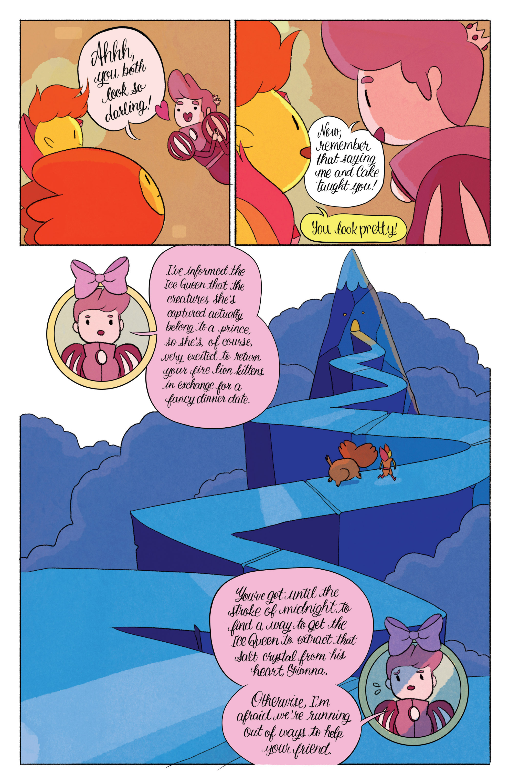 Read online Adventure Time with Fionna & Cake comic -  Issue #5 - 13