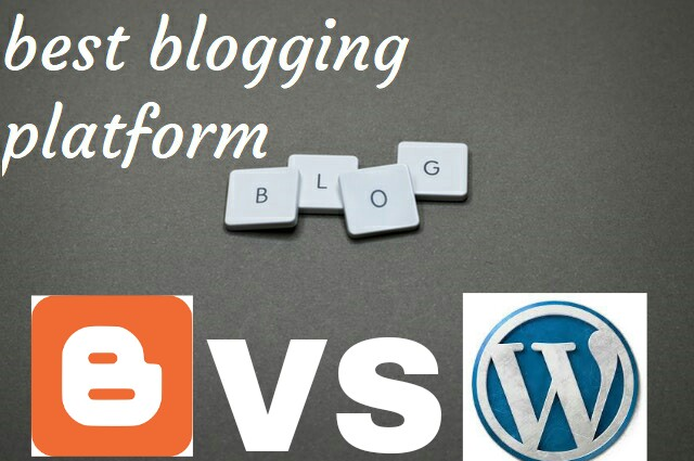 Best free blogging platform