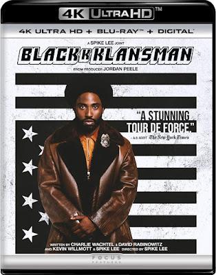 Blackkklansman 4k Ultra Hd