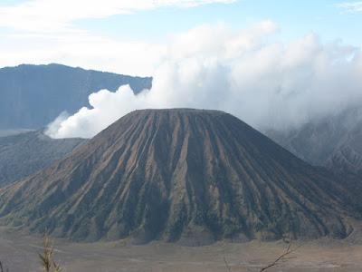 Objek Wisata Alam Gunung Bromo