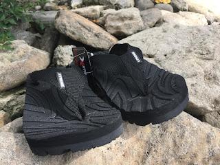 sandal black, sendal japit, sandal xtreme