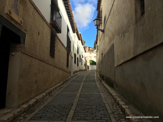 calles de chinchon