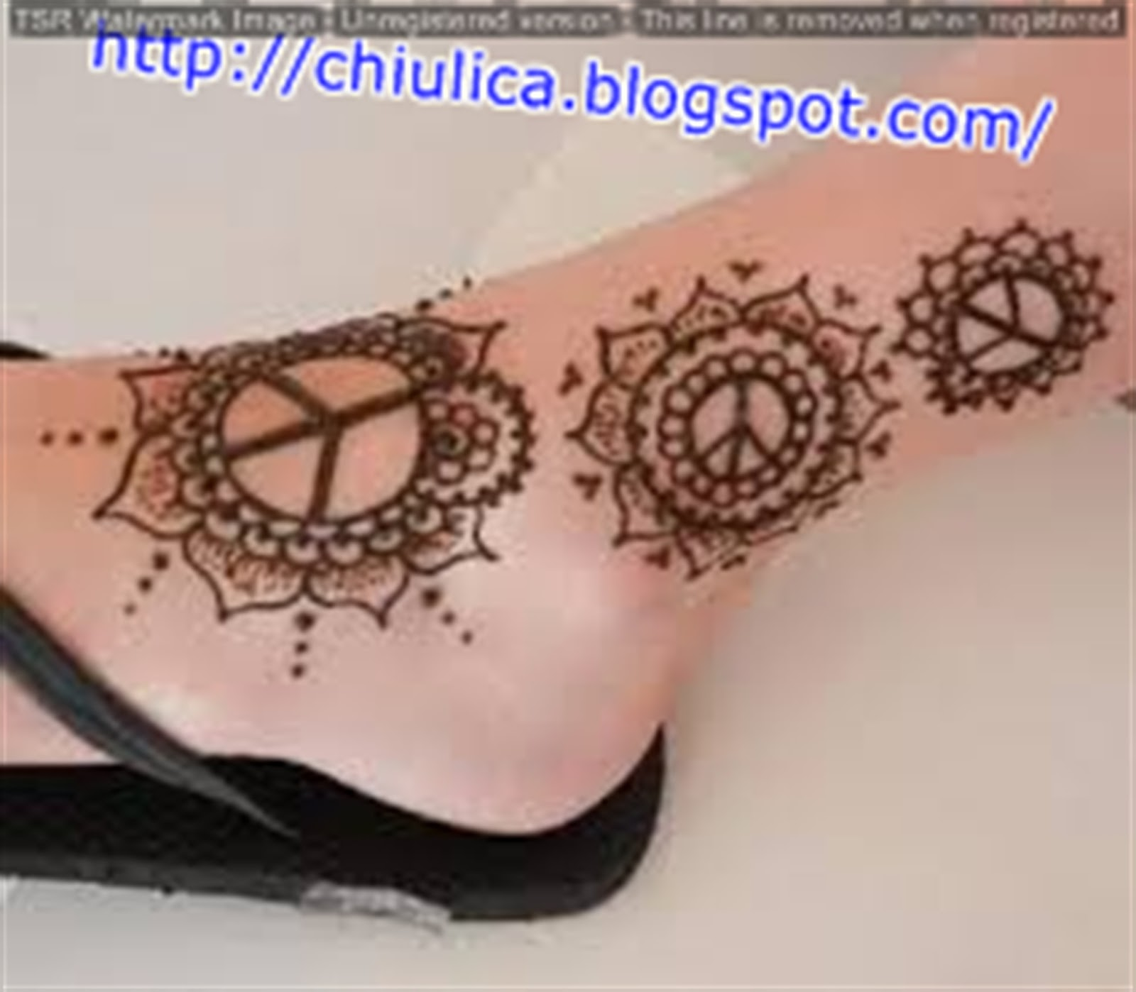 5 Modern Latest Mehndi Design Images Teknik Menggambar Henna