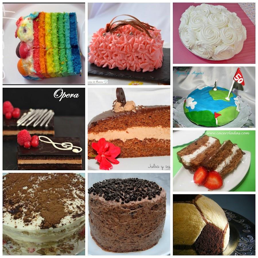 8 tartas para un cumpleaos especial Cocina