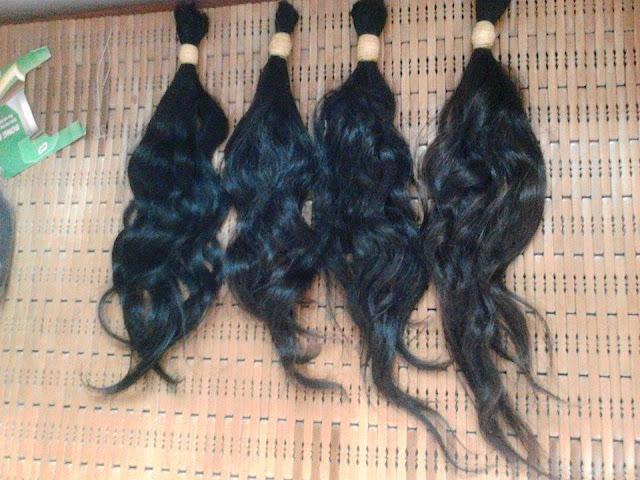 tóc xoăn lượn sóng