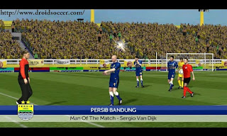 Update FTS Mod FIFA 17 v2 By AnWaR Apk + Data