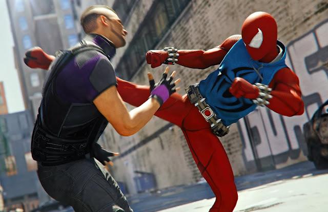 """تحميل لعبة """"Spider-Man"""" سبايدر مان الرجل العنكبوت Spider-Man 3"""