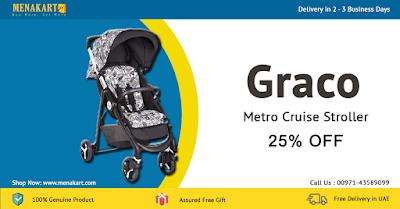 Graco Metro Cruise Stroller