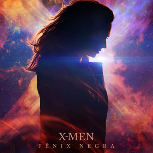 Poster do Filme X-Men - A Fênix Negra